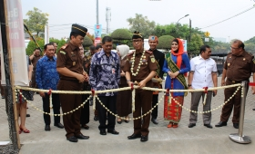 South Jakarta Adhyaksa Cooperatives, Food Court and Shuttle Bus Launched by Tony T Spontana