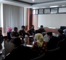 South Jakarta District Attorney Service Coordinate with Bawaslu